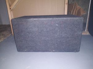 12 inch Rockford p2 subwoofer. In a pro box for Sale in O'Fallon, MO