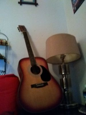A HUAWIND ACOUSTIC GUITAR! for Sale in Lewisburg, TN