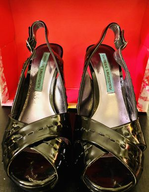 """Chinese laundry black """"Babe"""" heels size 8 for Sale in Glendale, AZ"""