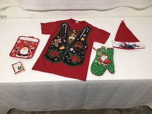 Lot of holiday wears for Sale in Depew, NY