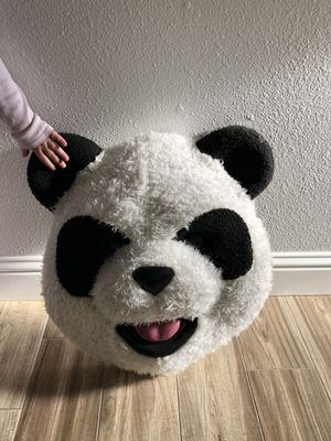 Panda head you can wear-Mccall and 180 for Sale in Sanger, CA