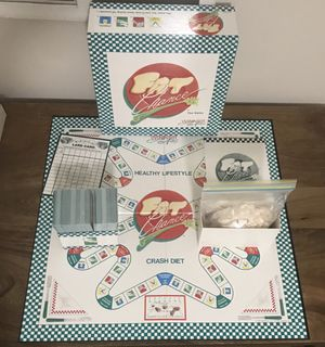 Fat Chance Board Game Complete for Sale in Port St. Lucie, FL
