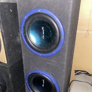 "Audio Almani 2 10"" Subs for Sale in Fontana, CA"