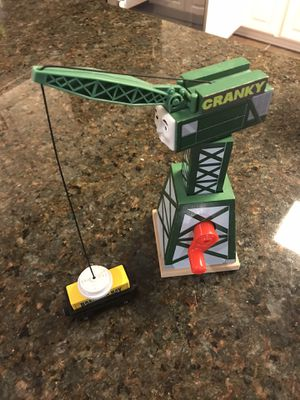 Cranky the Crane from Thomas and Friends for Sale in Lawrence Township, NJ