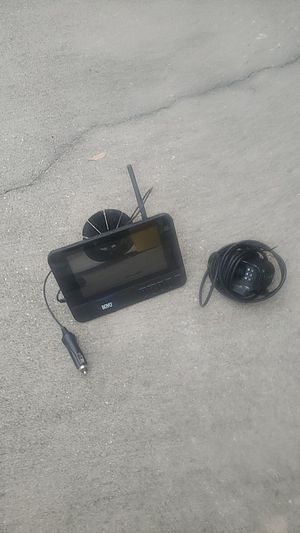 12v wireless Bluetooth camera (trailers) for Sale in Plano, TX