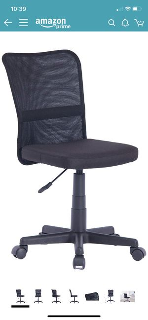 Black Desk Chair UNOPENED for Sale in Blacksburg, VA