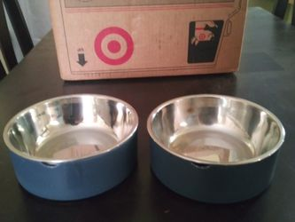 Cat Food Bowls - Small for Sale in Largo,  FL