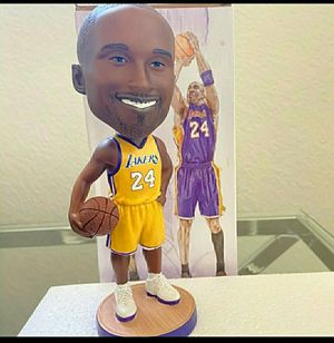 New in original Box Los Angeles Lakers Action figure for Kobe Bryant Limited Edition for NBA Collection and Christmas gifts Birthday gifts for Sale in Anaheim, CA