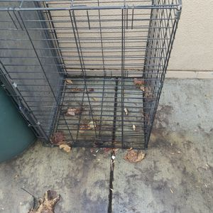 Dog 🐕 Kennel for Sale in Sacramento, CA