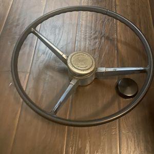 Chevrolet Chevy 1972 C20 C10 Steering Wheel Wheels K10 K5 K20 for Sale in Escondido, CA