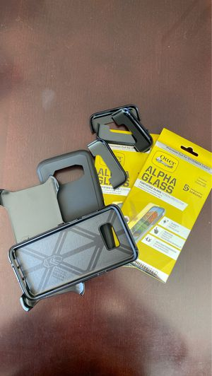Samsung Galaxy S8+ Otter Box Defender phone case for Sale in Norco, CA