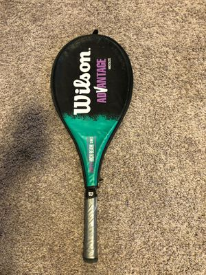 Wilson Tennis Racket with cover for Sale in Orlando, FL