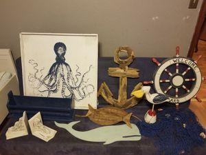 Nautical Room Decor for Sale in Wilmington, CA