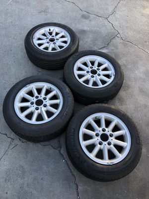 205/60 r15 TIRES AND RIMS for Sale in Los Angeles, CA