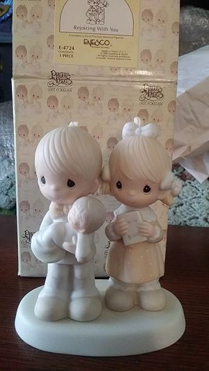 Precious Moments christening figurine for Sale in Verona, NY