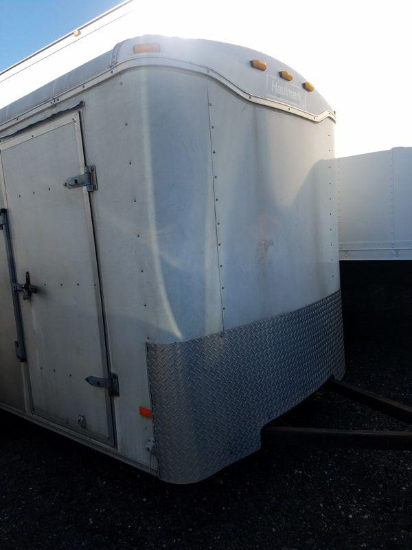 Enclosed trailer 2006