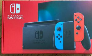 Nintendo Switch console Brand New for Sale in Glendale Heights, IL