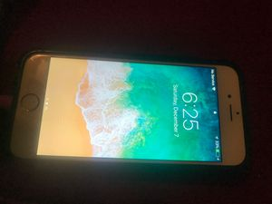 iPhone 6s gold for Sale in EASTAMPTN Township, NJ