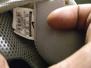 Wolf Grey Nike Foamposites for Sale in Lewis McChord, WA