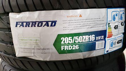 Farroad tires !!! for Sale in Baldwin Park,  CA