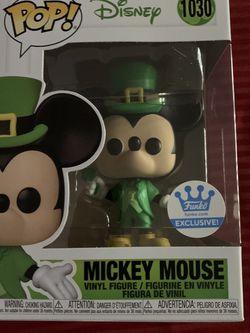 Disney Funko Pop Shop Exclusive St.Patricks Day Irish Leprechaun Mickey Mouse for Sale in San Diego,  CA