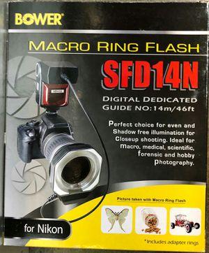 Bower Macro Ring Flash SFD14N for Sale in Fort Lauderdale, FL