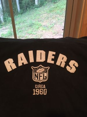 Oakland Raiders Jersey xxl for Sale in Ceres, VA