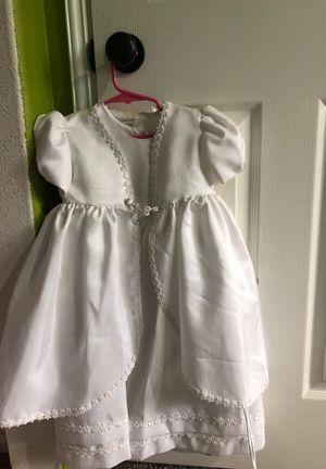 White dress size 3 for Sale in Fox Island, WA