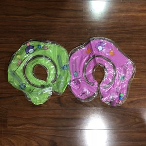Used, Baby bath inflatable ring for swimming for Sale for sale  Queens, NY