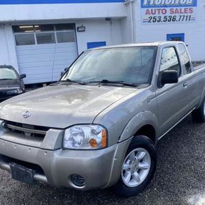 2001 Nissan Frontier 51k miles Rebuilt Title for Sale in Tacoma, WA