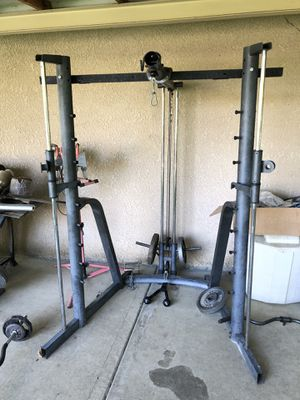 Weight machine cable pull for Sale in Lemoore, CA