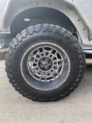 Jeep Wrangler Rims and Tires for Sale in Chicago, IL