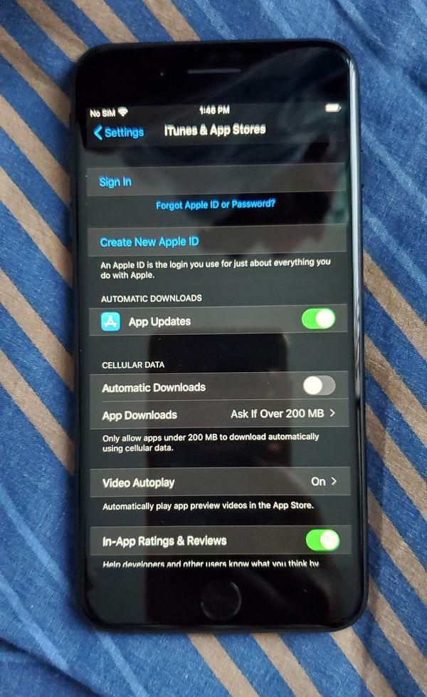 iPhone 7 Plus Like New UNLOCKED