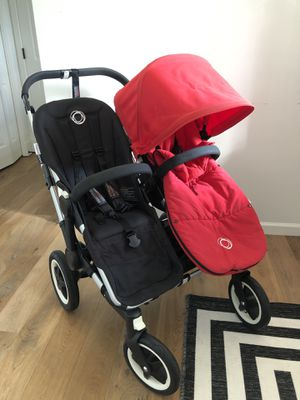 Bugaboo Donkey Double Stroller for Sale in Tacoma, WA