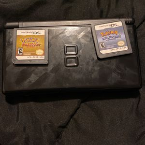 Pokémon Soul Silver And Heartgold With Ds Lite for Sale in Los Angeles, CA