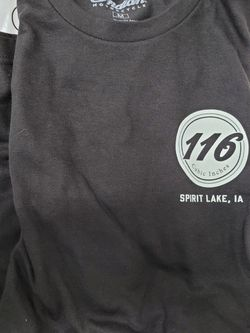 Indian Motorcycle 116 Shirt Medium for Sale in Westminster,  CA