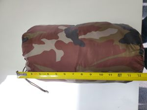 "Camouflage color Sleeping Bag for adult 71x27"" for Sale in Irvine, CA"