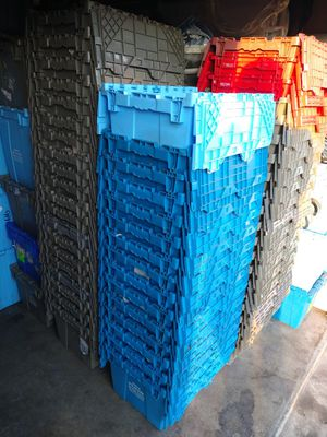 12gal Storage totes $5 each FREE DELIVERY for Sale in Spring Valley, CA
