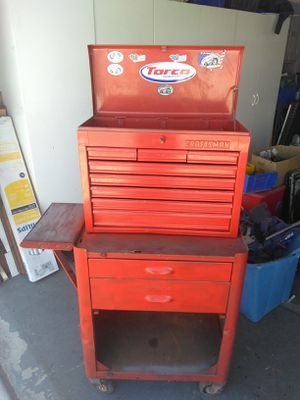 Craftsmen tool box for Sale in North Las Vegas, NV
