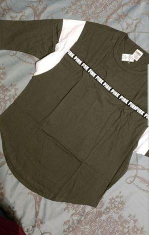Victoria's Secret PINK shirt medium for Sale in Peoria, AZ