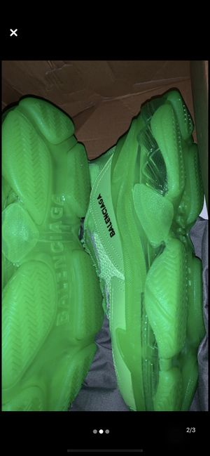 Balenciagas Size 38 for Sale in Germantown, MD