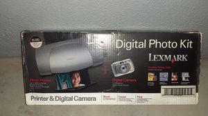LEXMARK DIGITAL PHOTO KIT VIVITAR LEXMARK for Sale in Pembroke Pines, FL