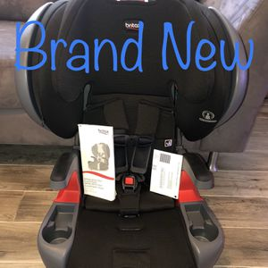 Britax Grow with You ClickTight Plus Harness-2-Booster Car Seat | 3 Layer for Sale in Phoenix, AZ