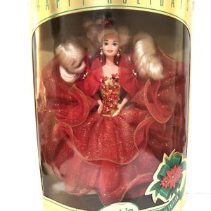 1993 Holiday Barbie Doll for Sale in Bloomfield, NJ