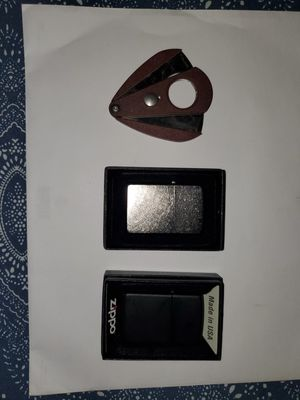 Cigar cutter and Zippos for Sale in San Antonio, TX