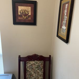 Rocking chair & Art for Sale in Humble, TX