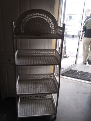 Wickerplant stand for Sale in Pinellas Park, FL