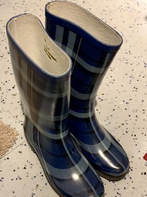 Rain boots, great condition size 7 women's for Sale in North Las Vegas, NV