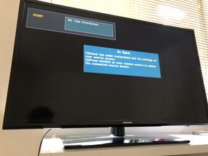 Samsung 40 LED for Sale in Colton, CA