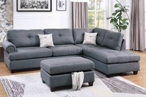 New Sectional Sofa - 3PCs for Sale in Los Angeles, CA